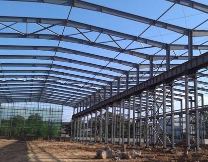 重庆钢结构厂房