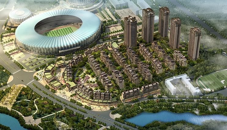 綦江新都汇高层高结构住宅项目